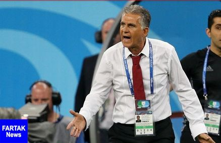 فیفا دریافت شکایت کیروش از فدراسیون فوتبال ایران را تایید کرد!