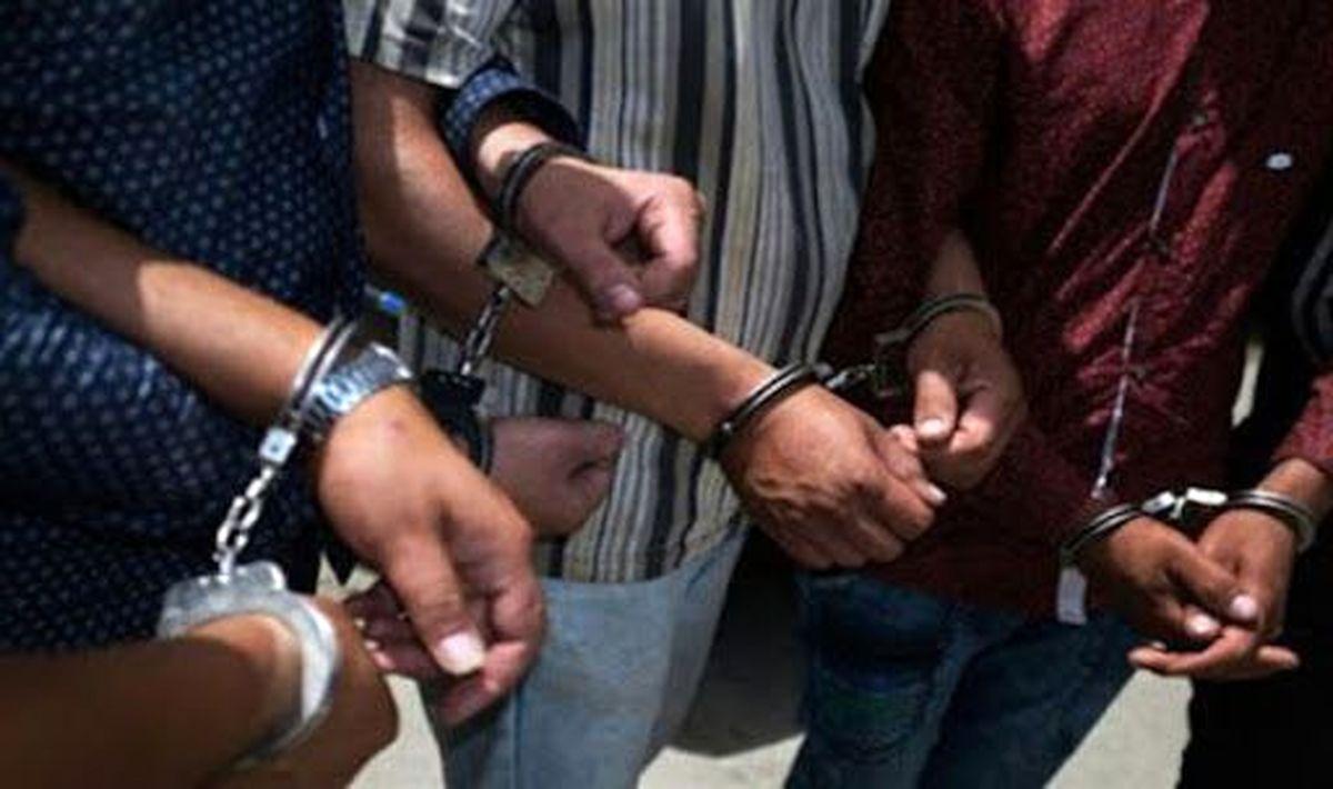 دستگیری 16 نفر از عاملان نزاع دسته جمعی در دره شهر