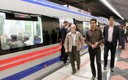 متروی اصفهان امروز تعطیل است