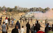 آماده شدن فلسطینیان برای تظاهرات