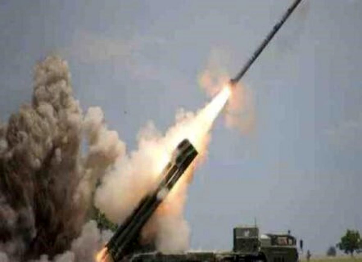 حمله موشکی انصارالله یمن به ریاض