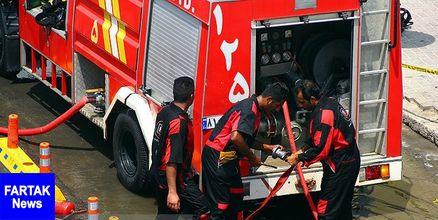 ترخیص تجهیزات آتشنشانی و مترو از گمرک