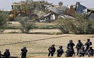 تخریب یک روستای فلسطینی برای «یکصد و شصت و هشتمین بار»