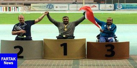 کسب ۲ مدال طلا و یک مدال برنز توسط دوومیدانی کاران ایران در دومین روز رقابتهای مسابقات بینالمللی جایزه بزرگ دوومیدانی معلولین امارات