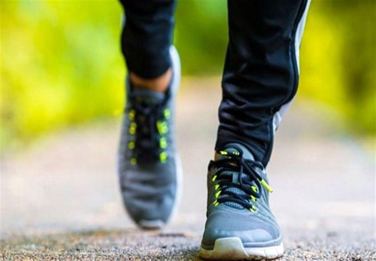 با پیاده روی روزانه از بی خوابی شبانه فرار کنید