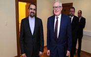 تحریم های آمریکا، تحولات منطقه و وضعیت ونزوئلا محور گفتگوی سفیر ایران با ریابکوف