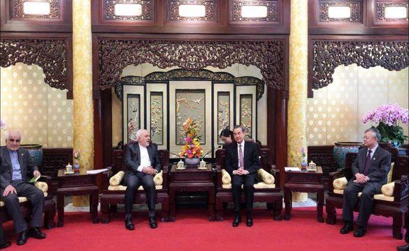 ایران مهمترین رابطه راهبردی جهان را با چین دارد