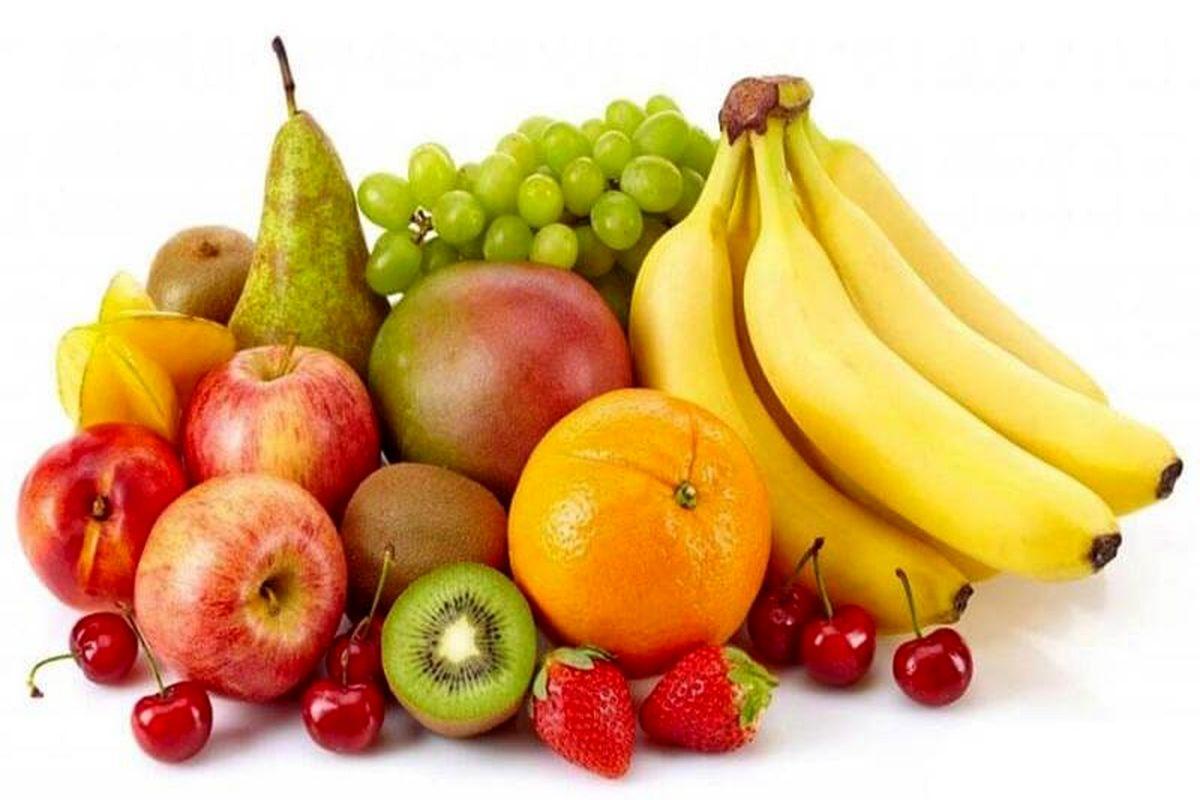 هشت میوه برای خنک ماندن در گرمای تابستان