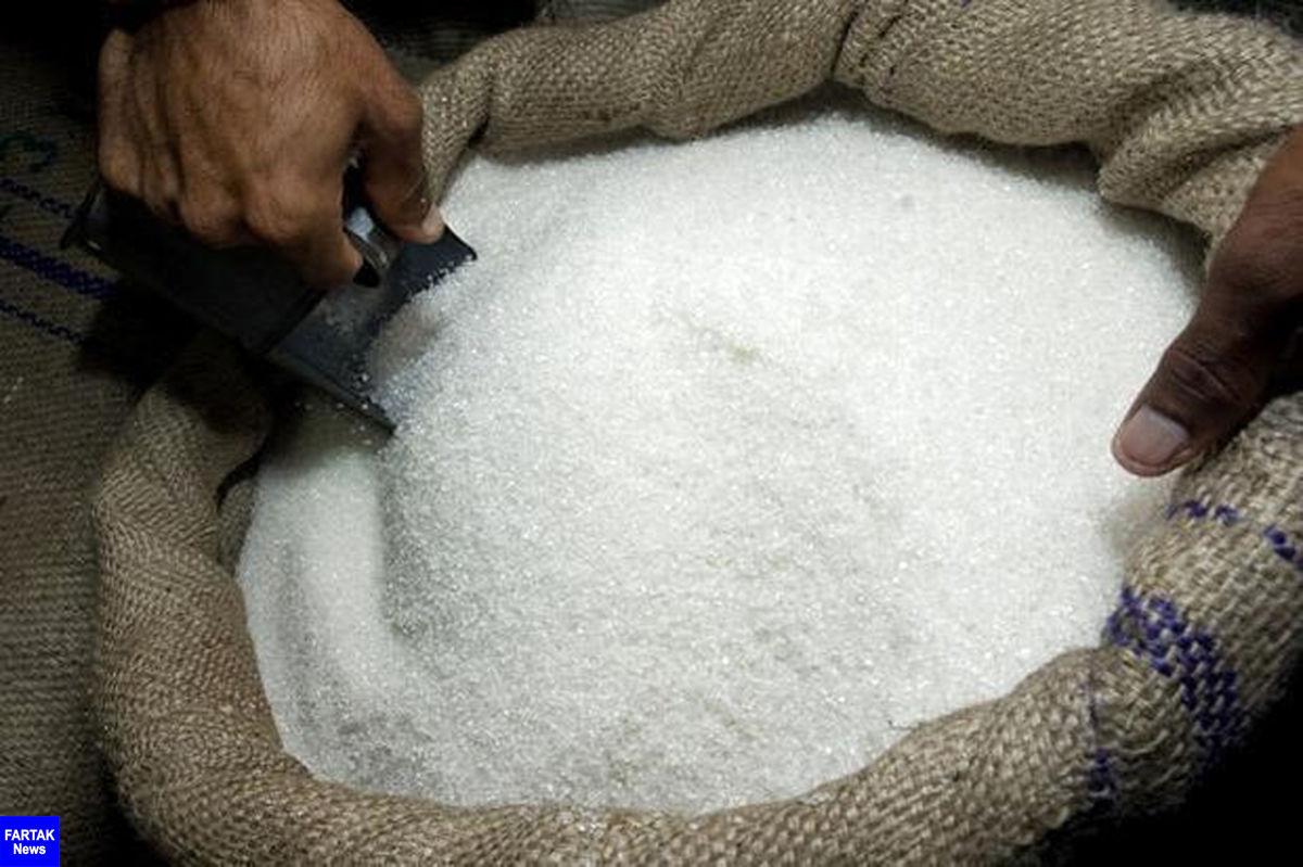 قیمت شکر در بازار آزاد افزایش یافت