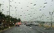 پیش بینی آب و هوا/احتمال رگبار باران در برخی استانها