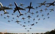 آمریکا جلوی بهبود ترافیک هوایی کره شمالی را گرفته است