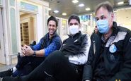 پرواز استقلال دچار نقص فنی شد؛ شاگردان مجیدی به تهران برگشتند!