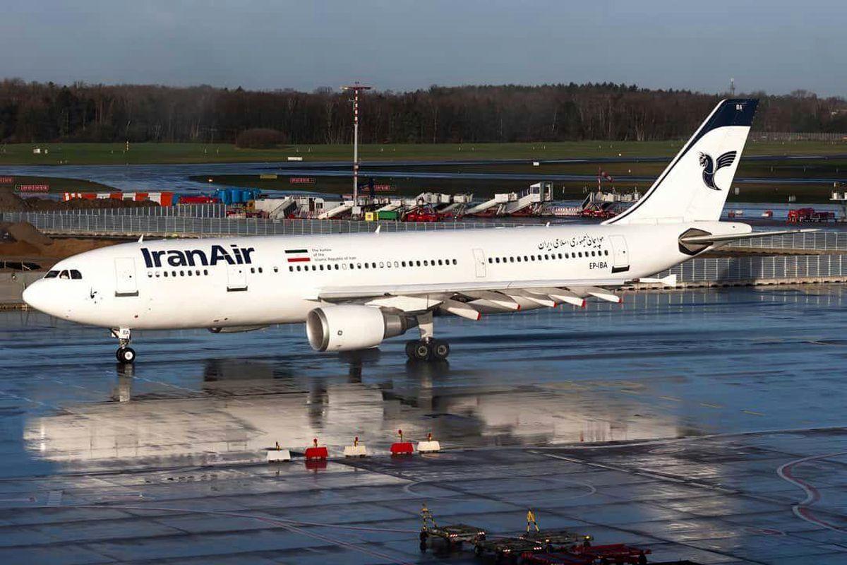 آخرین وضعیت پذیرش مسافران ایرانی در فرودگاه فرانکفورت