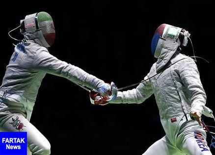 کسب جایگاه هفتمی تیم ملی شمشیربازی در جام جهانی مجارستان