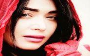 سلفی سارا منجزی پور با میکاپ و حجاب متفاوت