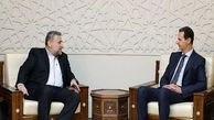 اسد:روابط دمشق-تهران بر احترام به اراده مردم استوار است