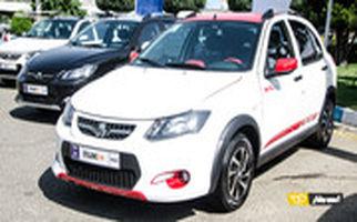 رونمایی از خودروی کوئیک آر پلاس محصول جدید شرکت پارس خودرو
