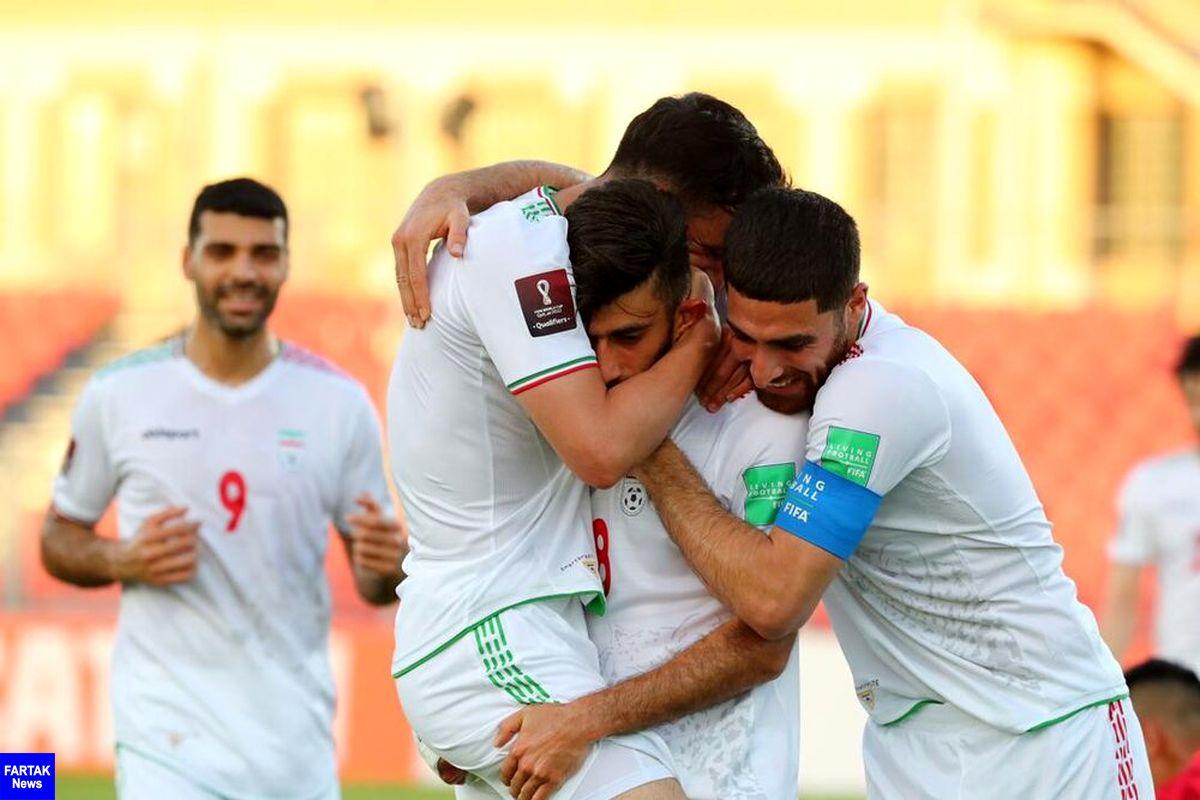 برد سه گله ایران مقابل هنگ کنگ با انبوه بی دقتی!
