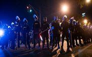 دومین شب اعتراضات کنتاکی؛ نماینده سیاهپوست در میان بازداشتیها