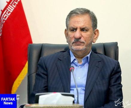جهانگیری در گفتوگوی تلفنی با نخست وزیر عراق، شهادت جمعی از زائران درحادثه دیروز را تسلیت گفت