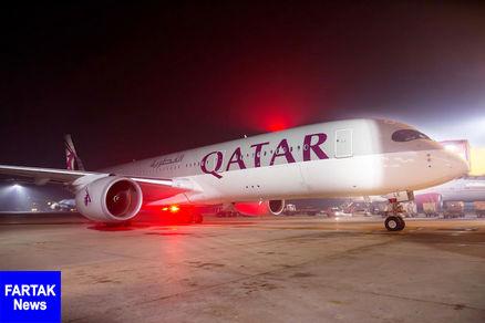 فرود اضطراری ۲ پرواز قطری در فرودگاه شیراز