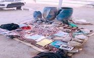 خنثی شدن طرحهای داعش برای حمله به زائران اربعین حسینی+عکس