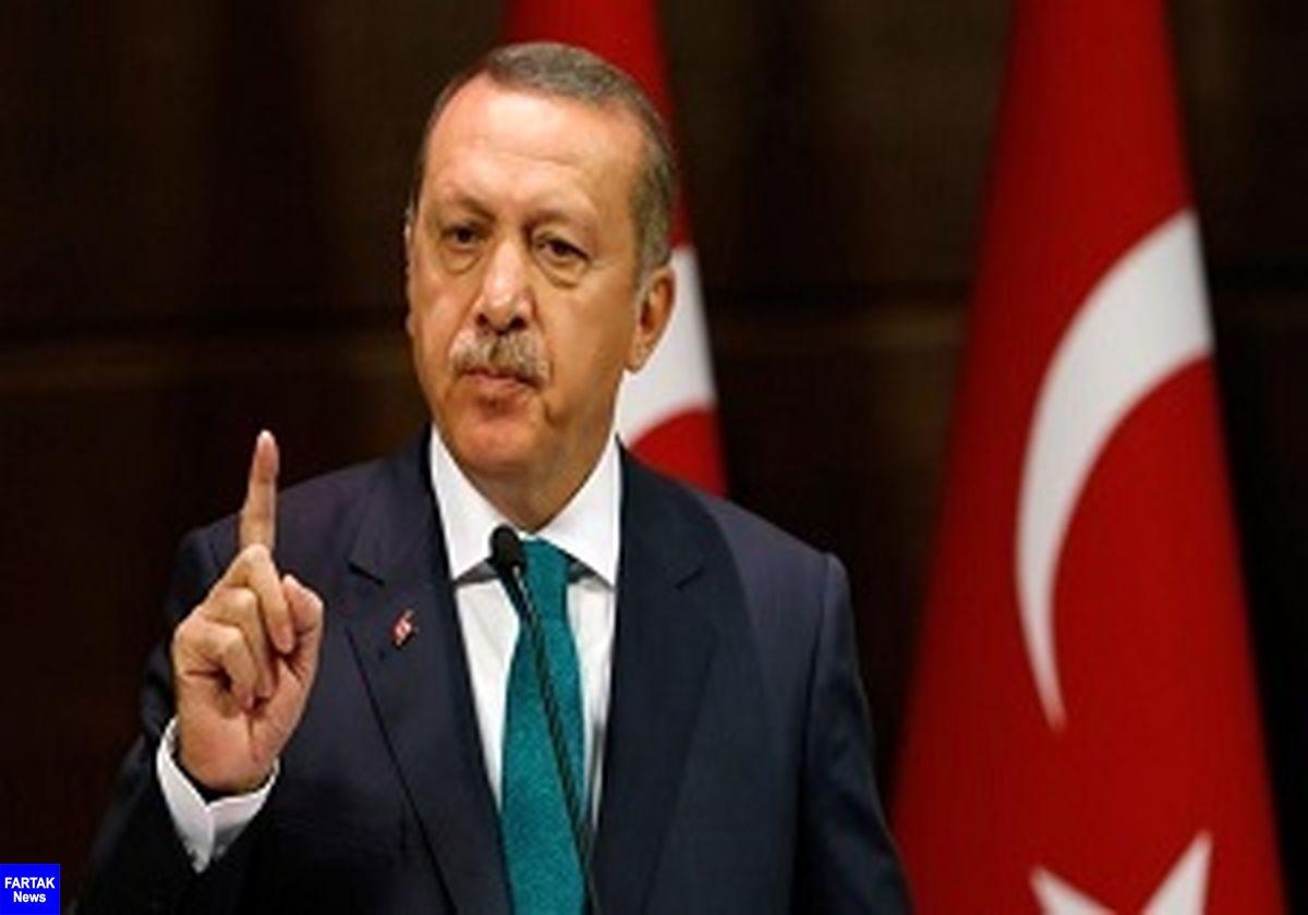 اردوغان: نیروهای سوری را به باکو اعزام نکردیم