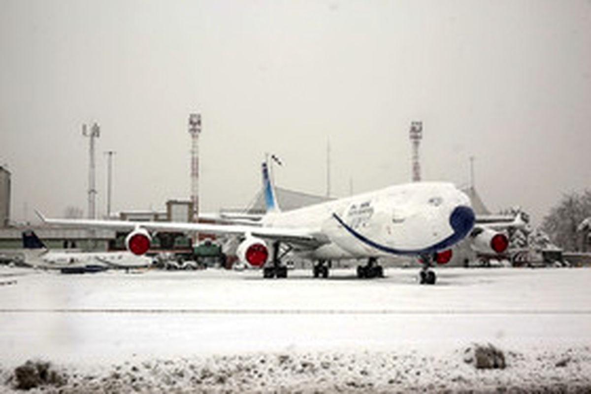 آخرین وضعیت پروازهای فرودگاه مهرآباد و امام خمینی