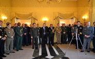 مراسم گرامیداشت روز ارتش جمهوری اسلامی در ایتالیا برگزار شد
