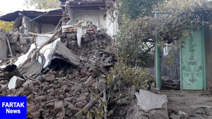 آب، برق و گاز مناطق زلزلهزده وصل شد
