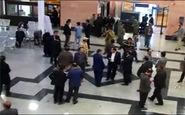 فیلم مصاحبه با خانوادههای مسافران هواپیمای مسافربری تهران - یاسوج