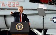 دستور ترامپ به ارتش برای تأسیس «نیروی فضایی»