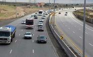 راه های استان کرمانشاه باز و تردد در آنها جریان دارد