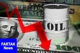 قیمت جهانی نفت امروز ۱۳۹۷/۰۸/۱۹