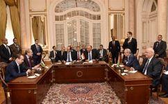 نشست وزرای خارجه و روسای اطلاعات عراق، اردن و مصر در قاهره