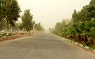 گرد و خاک در تهران و 9 استان دیگر/ بارش باران در 5 استان