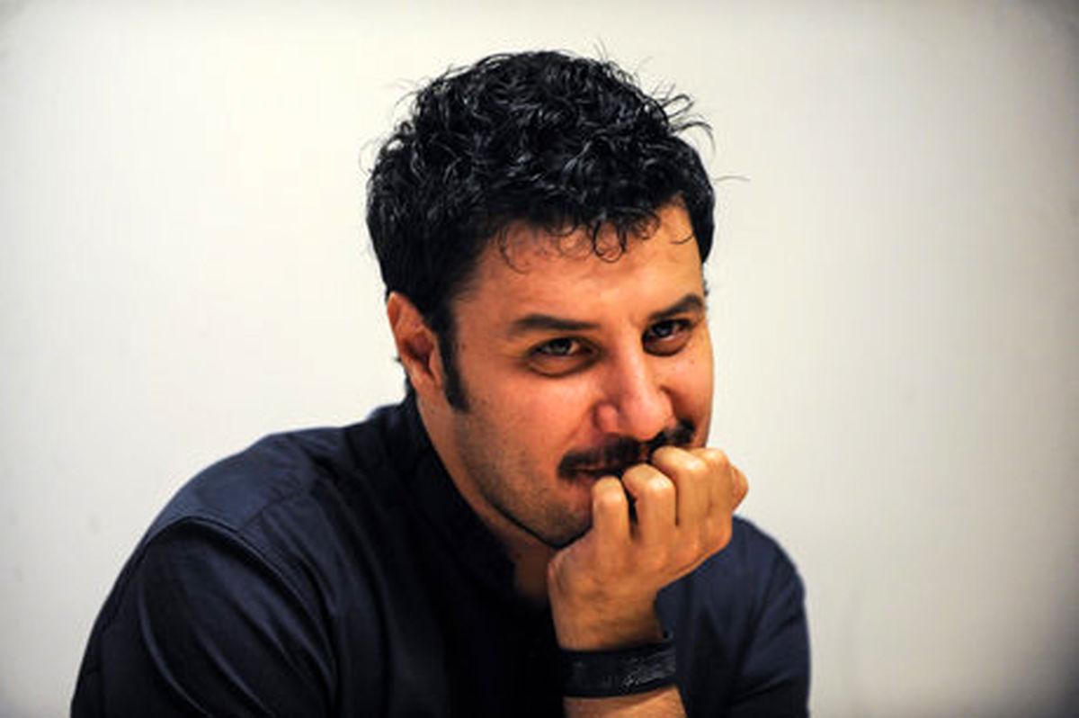 اجرای تئاتری با حضور جواد عزتی و همسرش