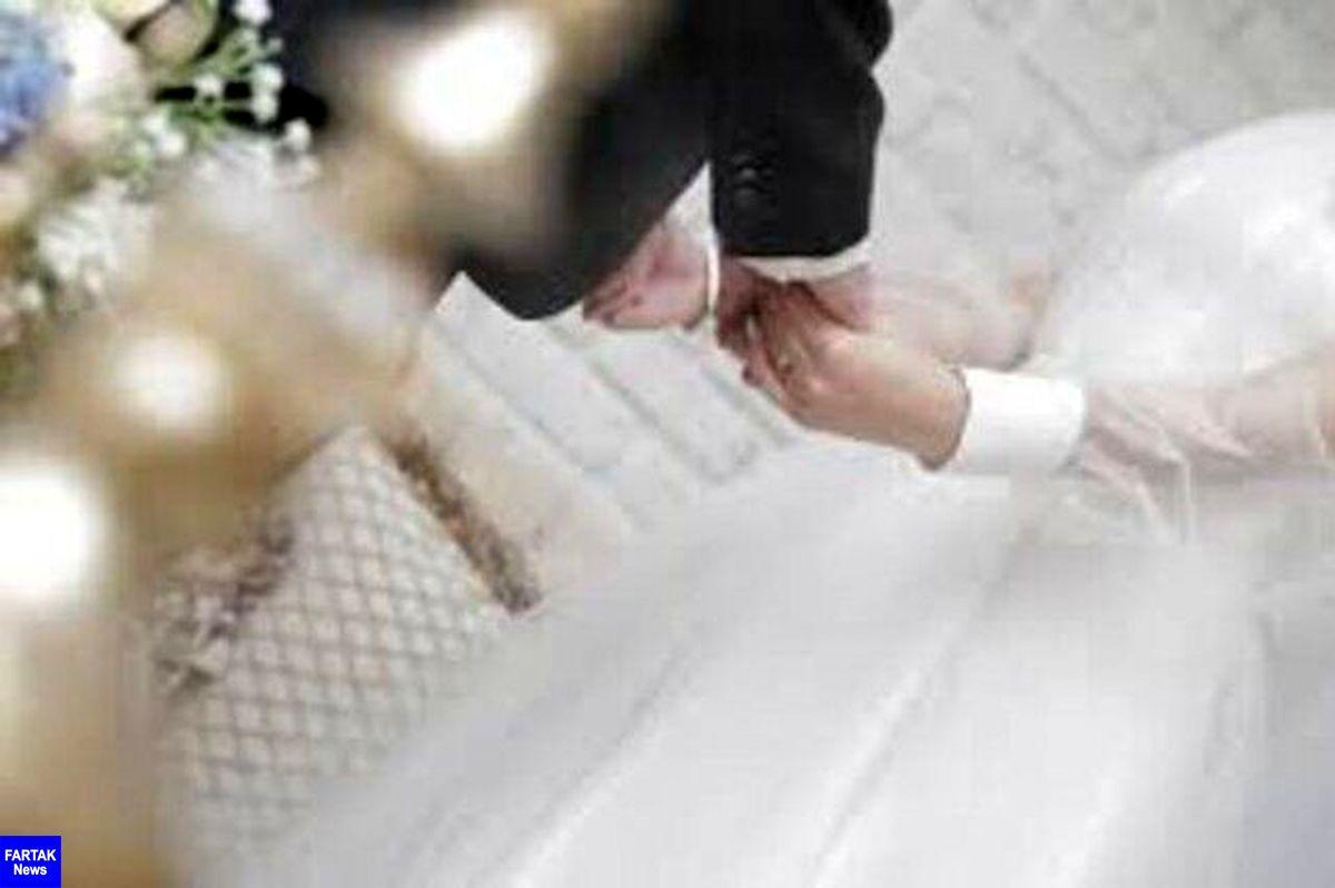 ۱۵ میهمان جشن عروسی در زرقان فارس به کرونا مبتلا شدند