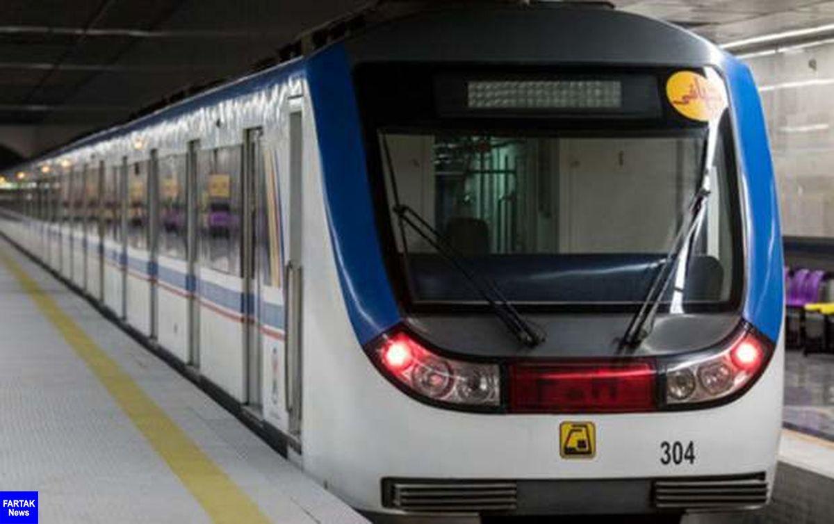 قیمت بلیت متروی تهران از چه زمانی تغییر می کند؟
