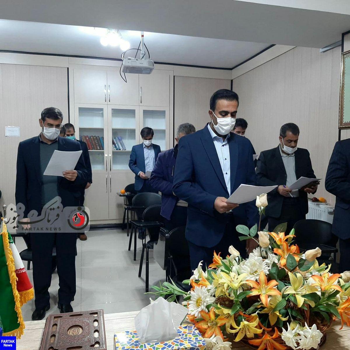 گزارش تصویری مراسم تحلیف کارشناسان رسمی دادگستری استان کرمانشاه