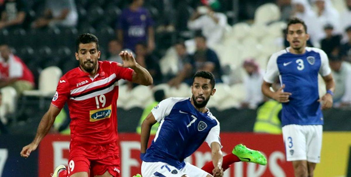 تلاش الهلال برای رساندن 6 بازیکن مصدوم به شرایط ایده آل