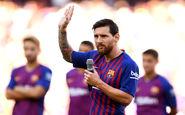 وعده بزرگ لئو مسی به هواداران بارسلونا (عکس)