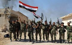 ارتش سوریه بالاخره موفق شد وارد «خان شیخون» شود