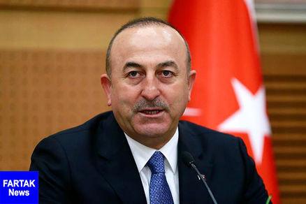 وزیر خارجه ترکیه: آمریکا از کردها استفاده ابزاری می کند