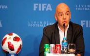 رئیس فیفا: تیم ها و بازیکنانی که در سوپرلیگ شرکت کنند را جریمه می کنیم