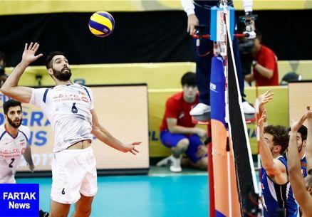 زمان سفر تیم ملی والیبال به ژاپن مشخص شد