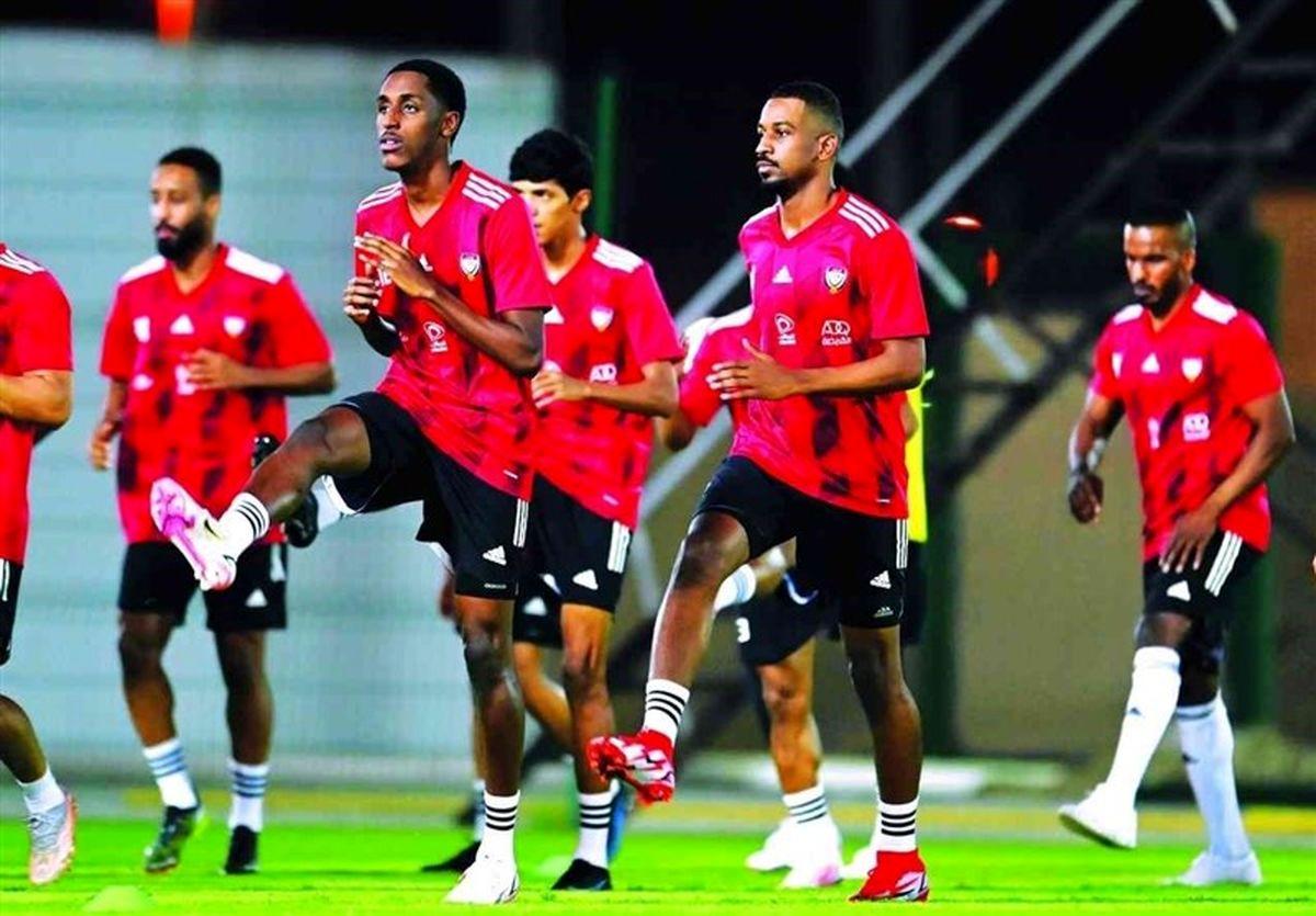 پیشکسوت فوتبال امارات: بازیکنان باید مقابل ایران مبارز و جنگجو باشند