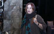 خارج گردی بازیگر مشهور زن ایرانی برنده سیمرغ