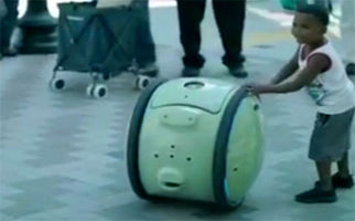 جذاب ترین رباتی که تنبلها آرزوی آن را دارند!