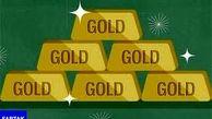 قیمت جهانی طلا امروز ۱۳۹۷/۱۱/۱۲